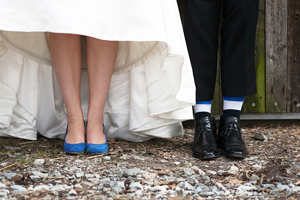 Spring Wedding Arminia Bielefeld Socks Groom