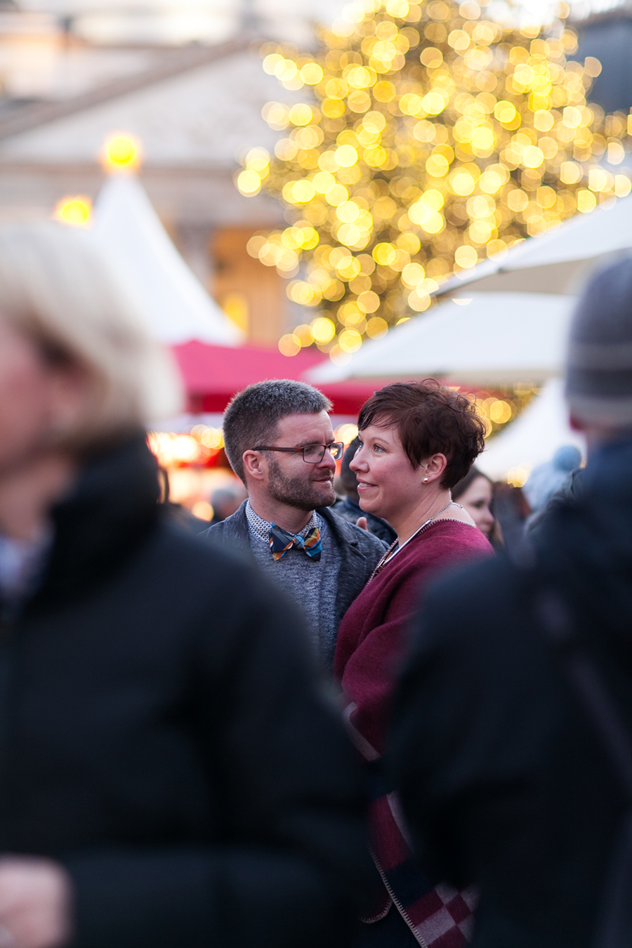 Wedding Christmas Market Gendarmenmarkt